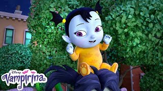 Nonton Vampire Lullaby | Music Video | Vampirina | Disney Junior Film Subtitle Indonesia Streaming Movie Download