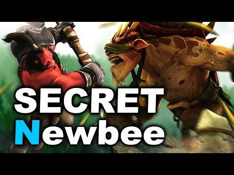 SECRET vs NEWBEE - Manila Masters 2017 DOTA 2