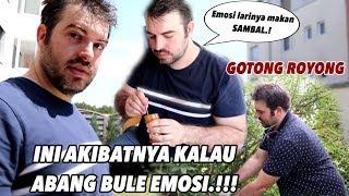 Video DIAM2 ABANG BULE BISA EMOSI JUGA.! || GOTONG ROYONG.. MP3, 3GP, MP4, WEBM, AVI, FLV Juli 2019