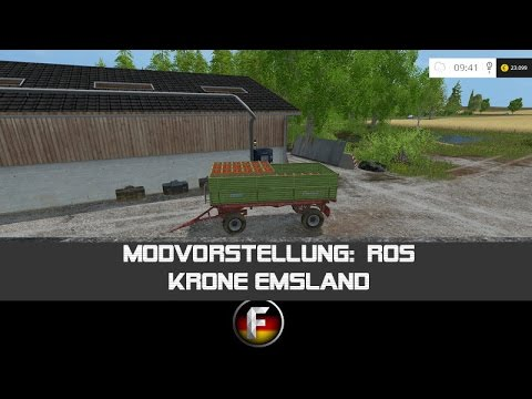 ROS crown Emsland Multi v1.6.3