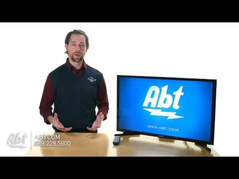 Samsung 32 Black LED 720P HDTV UN32J4000AFXZA - Overview