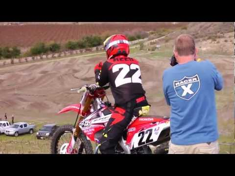 CHAD REED EXTREME TRAINING