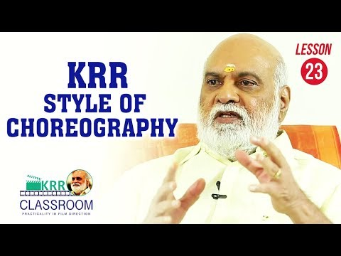 KRR Classroom - Lesson 23 | Interaction Session - KRR Style of Choreography!