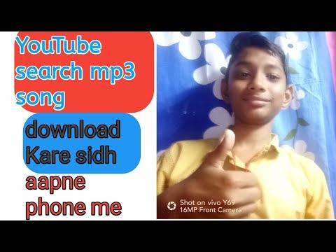 How to download mp3 song and mp4 videos YouTube to phone