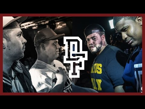 DON'T FLOP – Rap Battle – Chris Leese & Unanymous Vs Charlie Clips & DNA