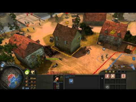 геймплей Company of Heroes: Tales of Valor (CD-Key, Steam, Region Free)