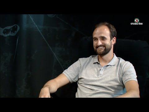 Studio ÖSK med Vitor Gazimba