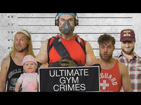 Ultimate Gym Crimes (видео)