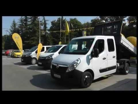 Opel CV Road Show