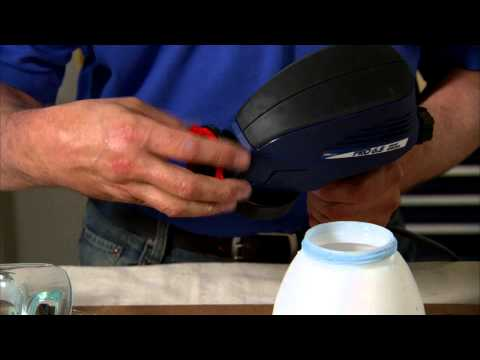 paint sprayer how to - HomeRight offers a series of tutorial videos on setting up a HomeRight Airless Paint Sprayer, spraying with, cleaning up and storing a HomeRight Airless Spra...