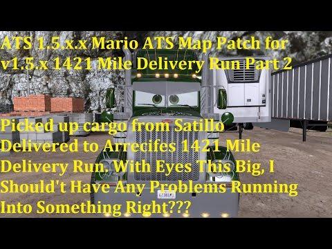 Mario ATS Map for v1.5