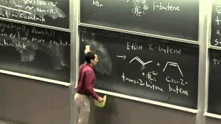 Organic Chemistry 51A. Lecture 26. Regiochemical And Stereochemical Course Of E2 Reactions.