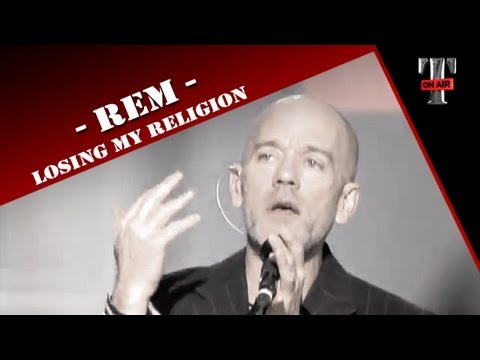 """R.E.M. : """"Losing My Religion"""" (Live on TV Show Taratata 2008)"""