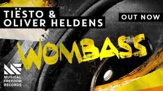 Thumbnail for Tiesto vs. Oliver Heldens — Wombass