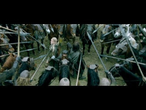 The Lord of the Rings - The Riders of Rohan (HD)