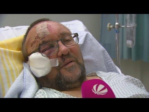 AfD-Landeschef Magnitz: Kein Kantholz - Polizei werte ...