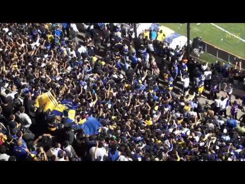 Video - Boca Union Fin13 / Las gallinas son asi - La 12 - Boca Juniors - Argentina