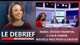 Maroc: retour triomphal à l'UA & Hamon: nouvelle page pour la gauche?