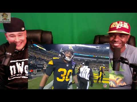 Panthers vs Steelers   Reaction   NFL Week 10 Game Highlights
