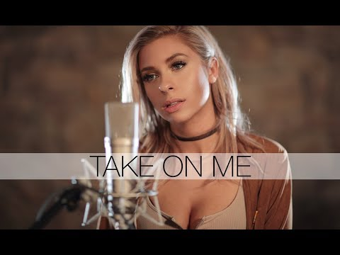 """A-Ha  """"Take On Me"""" Cover by Andie Case"""