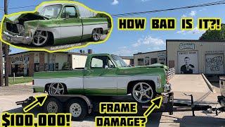 Video Rebuilding Gas Monkey Garage Wrecked 1976 Chevy C10 MP3, 3GP, MP4, WEBM, AVI, FLV September 2019