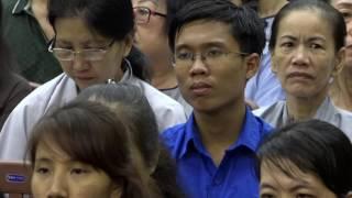 Thầy Thích Minh Niệm - Làm sao để tha thứ cho mình và người khác