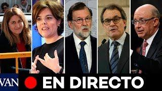 [EN DIRECTO JUICIO PROCÉS] Declaraciones de Joan Tardà, Artur Mas, Mariano Rajoy, Soraya y Montoro