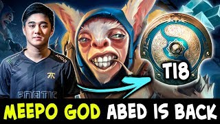 Video Meepo GOD is BACK — Abed practicing for TI8 MP3, 3GP, MP4, WEBM, AVI, FLV Juli 2018