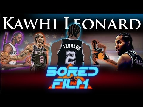 Kawhi Leonard - The Claw (Career Retrospective)
