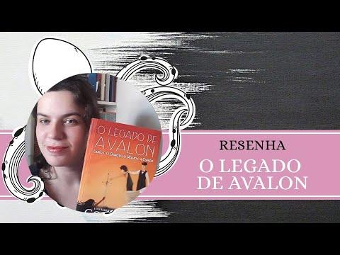 RESENHA #111: O LEGADO DE AVALON, de GOLDFIELD