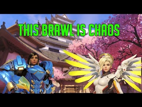 Overwatch: This Brawl Is Chaos!