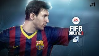 [Fifa Online 3] - #1 มากับดวง !, fifa online 3, fo3, video fifa online 3