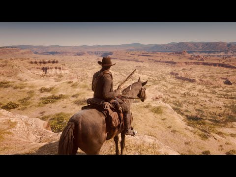 ► Red Dead Redemption 2 4K PC ✪ WILD WEST Gameplay! MAX ULTRA Settings 🔥 RTX™ 2080 Ti