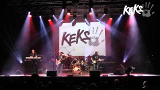 Video KEKS - koncert v Sono centru Brno 2015