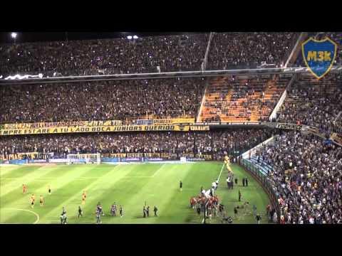 Boca Olimpo Fin14 / Hoy te vinimos a ver - Roman 200 partidos - La 12 - Boca Juniors - Argentina - América del Sur