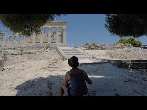Griechland: Leere Hotelzimmer - Ägypten oder Türkei we ...