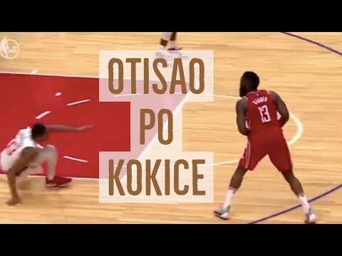 NAJJACI ANKLE BREAKERI I CROSSOVERI U NBA SEZONI 2017/18 (видео)