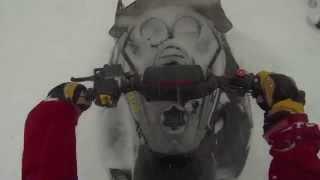 8. 07 summit 800r helmet cam