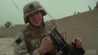 Only The Dead See The End Of War Promo (HBO Documentary Films)