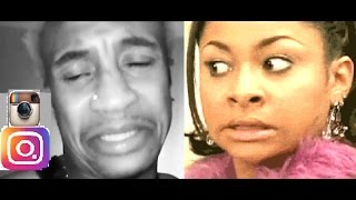 Orlando Brown Disses Raven Symone for Deleting his Instagram Page