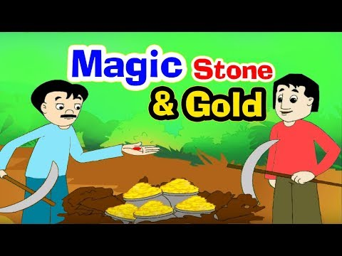 Magic Stone And Gold I Story In English I Magical Stories In English | Magical Stories For Kids