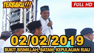 Video Ceramah Terbaru Ustadz Abdul Somad Lc, MA - Bukit Bismillah, Batam MP3, 3GP, MP4, WEBM, AVI, FLV Mei 2019