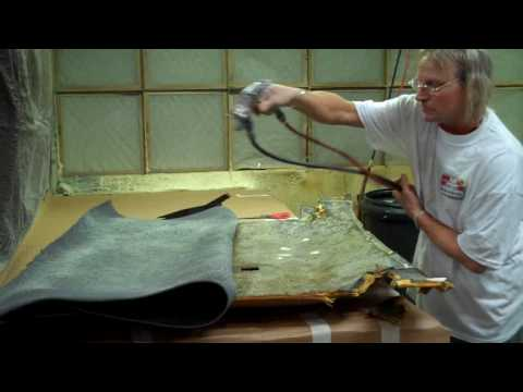 headliner - Watch as we recover the original fiberglass board headliner from a 1987 Camaro. This process is the same as any car with a board-type headliner such as Grand...