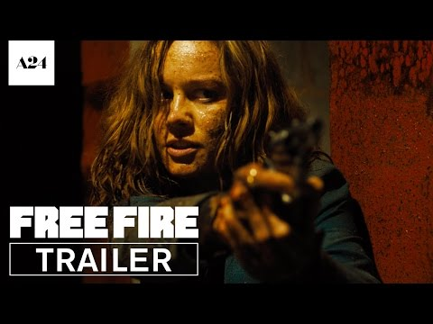 Free Fire (Red Band Trailer)