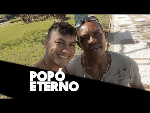 Popó fala sobre carreira, política e calção sem a bandeira do país