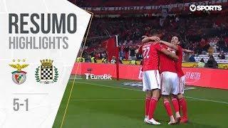 Video Benfica 5-1 Boavista Highlights (Portuguese League 18/19 #19) MP3, 3GP, MP4, WEBM, AVI, FLV Agustus 2019