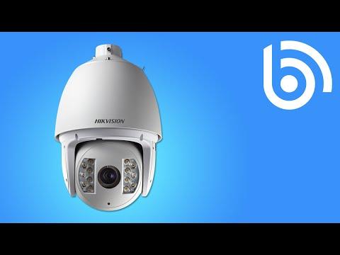 Hikvision HD Smart PTZ Dome Demo