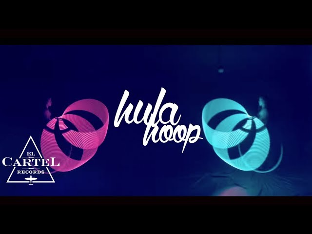 Daddy Yankee | Hula Hoop (Official Lyric Video)