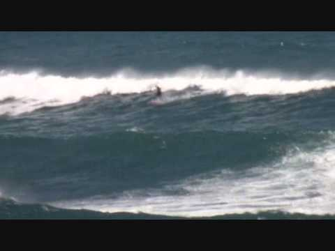 Surfing The Mound in Durban afternoon sesh 03/10/2014