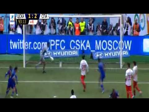 : -  - (21.04.2013)    2:2.         2:2 The penalty CSKA-Spartak (21.04.201...